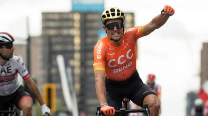 Greg Van Avermaet wint in Montréal, supportersclub juicht