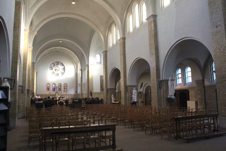 De Heilig Hartkerk.