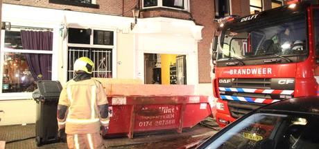 Studentenhuis Buitenwatersloot onbewoonbaar na brand