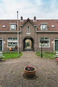 Deze oude arbeiderswoningen in Wageningen worden mogelijk een gemeentelijk monument
