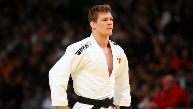 Matthias Casse meteen uitgeschakeld op Masters judo, ook Chouchi en Willems verliezen