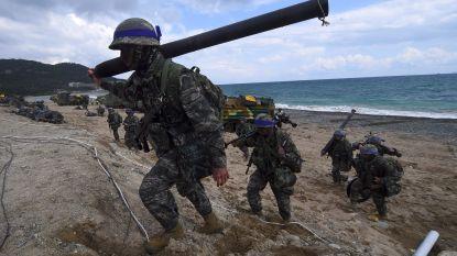 VS geeft toe aan Noord-Korea en zet grote militaire oefeningen met Zuid-Korea definitief stop