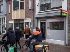 Coffeeshop beschoten in Tiel, extra beveiligingsmaatregelen getroffen