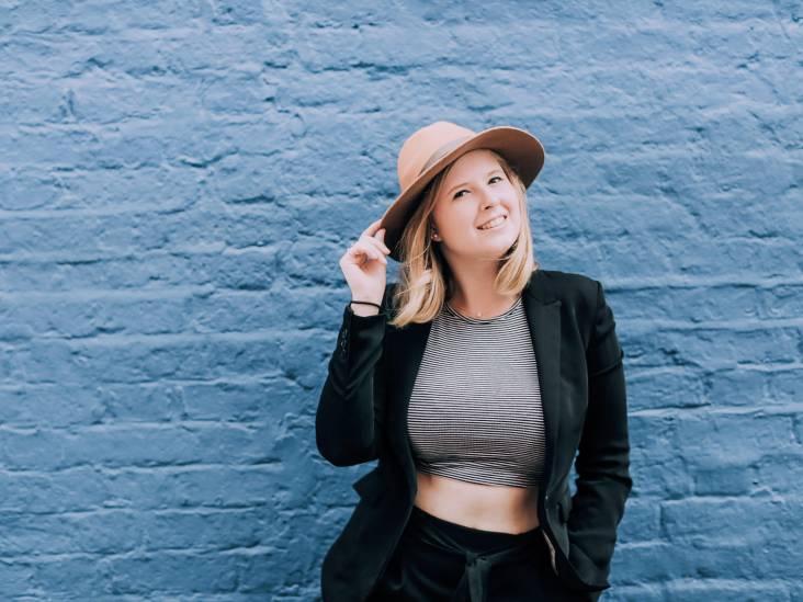 Voor travelblogger Milou is de wereld haar kantoor