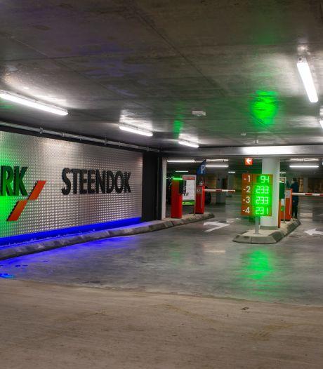 Parking Steendok officieel geopend, nu kunnen ook werken aan Park Dok Zuid van start gaan