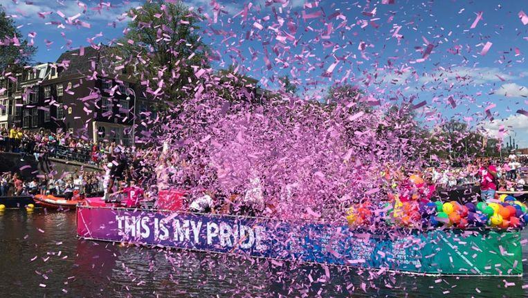 null Beeld Pride Amsterdam