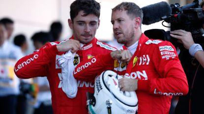 Werd Ferrari betrapt voor start van GP van Abu Dhabi? Leclerc komt ervan af met louter boete van 50.000 euro