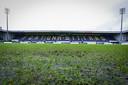 Het stadion van Fortuna Sittard.