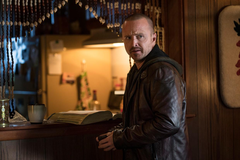 Jesse Pinkman (Aaron Paul) speelt de hoofdrol in 'El Camino', uiteindelijk niet meer dan een verdienstelijke epiloog voor 'Breaking Bad'.