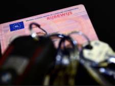 Tilburger (27) voor de tweede keer betrapt op rijden zonder rijbewijs