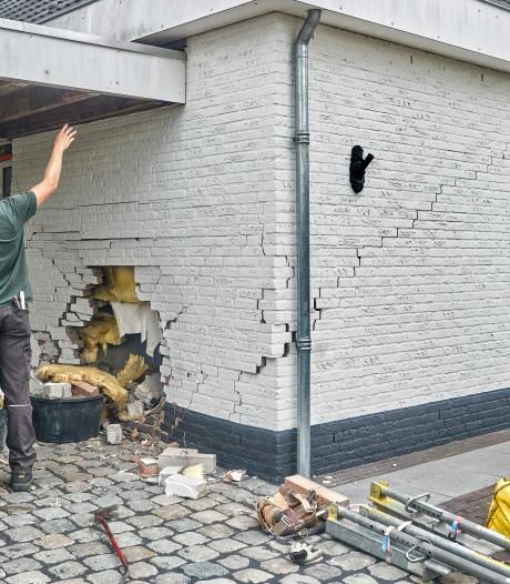 Verbouwing huis in Uden pas net klaar, maar na ongeluk moet veel opnieuw