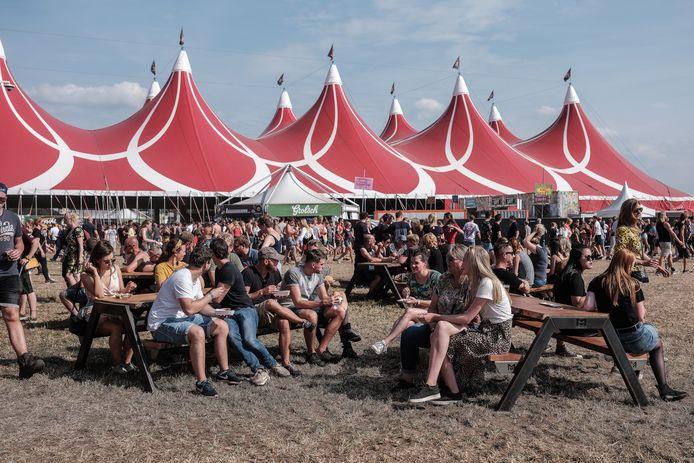De Zwarte Cross is met de zaterdag toe aan de tweede dag voor daggasten en de derde voor campingbezoekers.