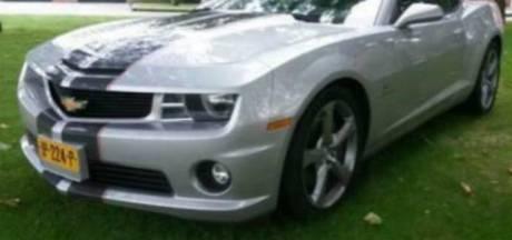 Peperdure Chevrolet gestolen in Geerdijk
