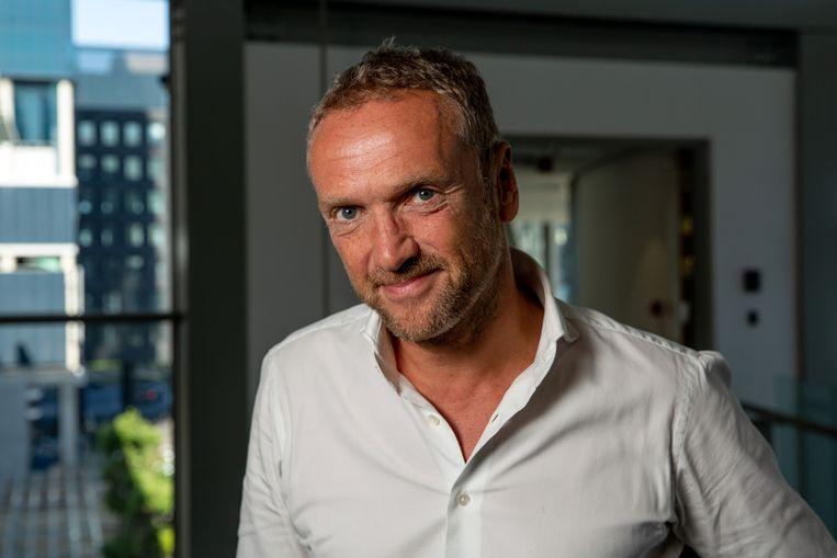 Bob van Dijk van Prosus.  Beeld Bloomberg via Getty Images