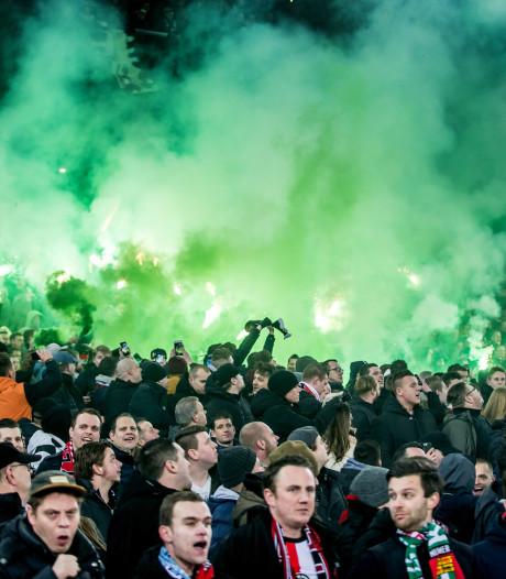 Stopzetten eredivisie kan Ajax, PSV, Feyenoord én FC Twente miljoenen kosten