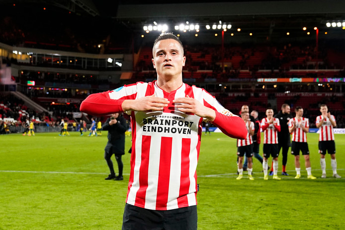 Ibrahim Afellay of PSV during PSV - Fortuna Sittard NETHERLANDS, BELGIUM, LUXEMBURG ONLY COPYRIGHT BSR/SOCCRATES