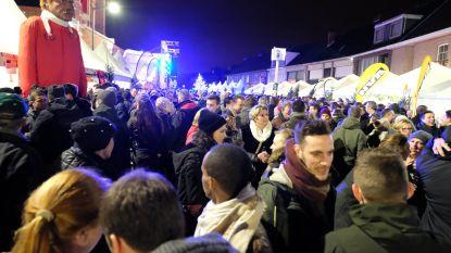 Kerstmarkt Putte pakt uit met grote sneeuwbol