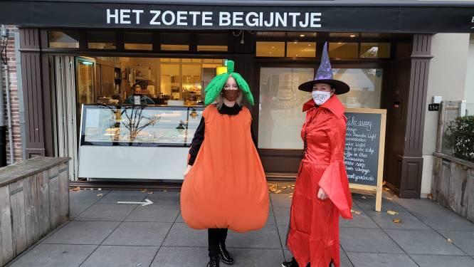 Unizo Hoogstraten organiseert pompoenzoektocht in winkelcentrum