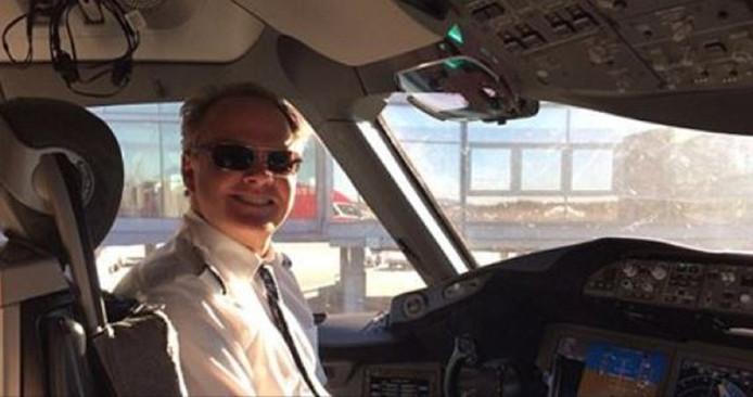 Harold van Dam is gezagvoerder op een Boeing 787 Dreamliner van de Noorse luchtvaartmaatschappij Norwegian.
