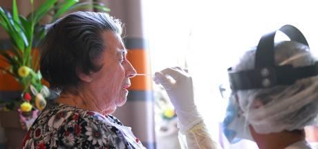 La moitié des résidents d'un home de Mouscron testés positifs au covid
