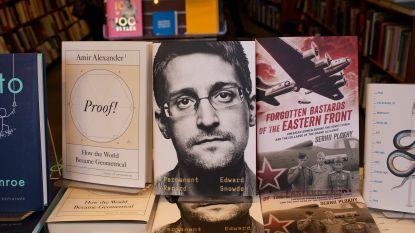 """VS vervolgen Edward Snowden voor nieuw boek: """"In strijd met afspraken rond geheimhouding"""""""