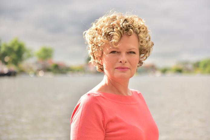 Anne-Ginne Goemans.