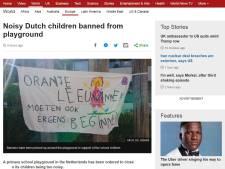 Luidruchtig Nijmeegs speelveldje is opeens wereldnieuws: 'Een herkenbaar en universeel probleem'