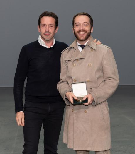 Prestigieuze toneelprijs voor Eelco Smits