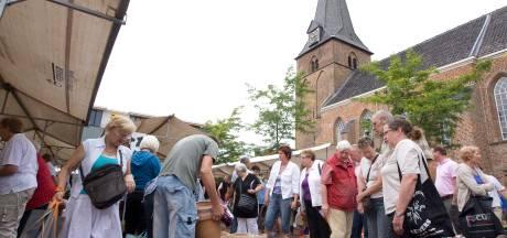 Verplaatsen laatste rommelmarkt geeft Vrouwen van Nu Ruurlo jaartje extra in zoektocht naar opvolgers