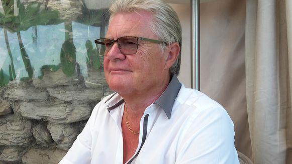 Auteur Marcel Baetens, ex-inwoner van Kerksken.