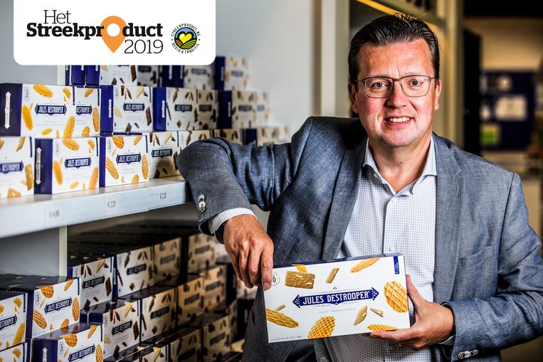 Directeur Ives Depoortere is trots op het succes van de lukken.