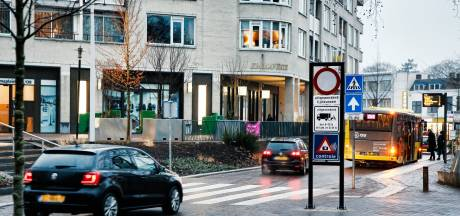 Zeist draait verkeersmaatregelen definitief terug
