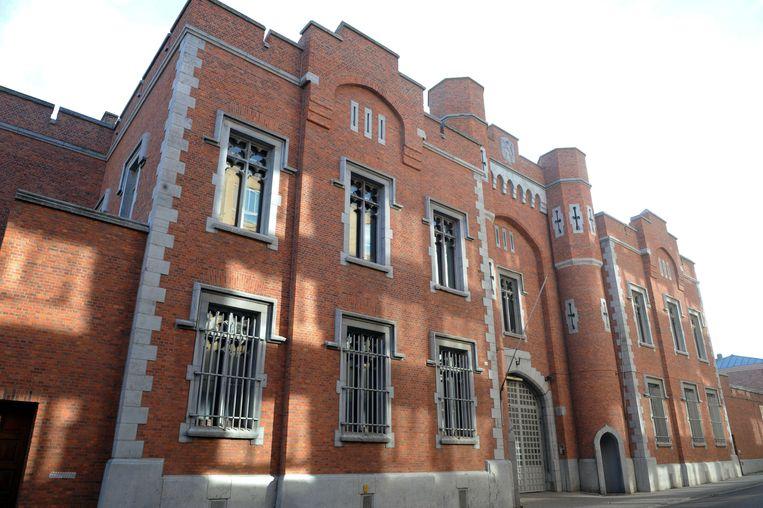 De hulpgevangenis in Leuven