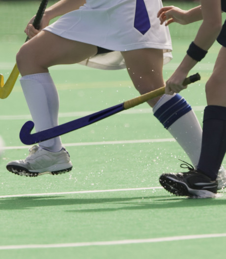 Emelie Antheunis is matchwinnaar voor hockeysters van Rapide