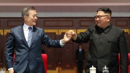 Noord- en Zuid-Korea willen grensovergangen maken