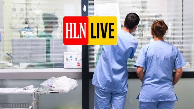 OVERZICHT. 99 nieuwe besmettingen met coronavirus, 23 opnames in het ziekenhuis - Nu meer dan miljoen testen afgenomen