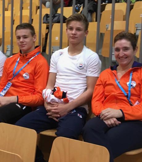 Drie keer goud voor judoka's Bushi Arnhem