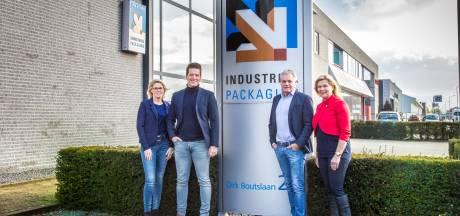 Overname verpakker Van Veghel in Eindhoven door Weertse branchegenoot