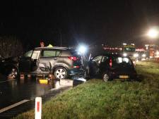 Gewonden bij ongeval op provinciale weg Marknesse