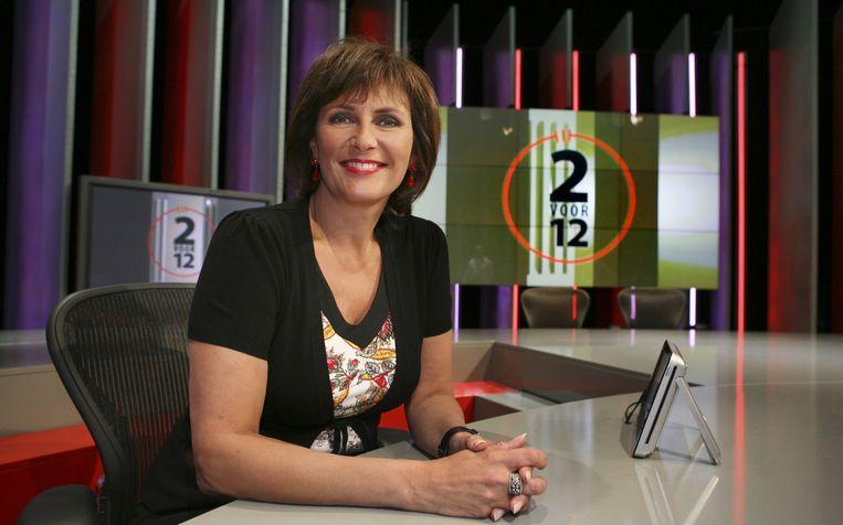 Astrid Joosten presenteert al 25 jaar 2 voor 12. Beeld null