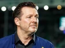 HSV ontslaat trainer Titz na zwakke start in Tweede Bundesliga