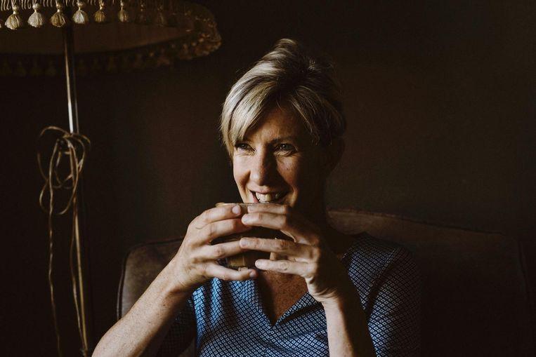 Nicole van Kilsdonk: regisseur en scenarioschrijver, ook bekend van Ventoux. Beeld In beeld met Floor