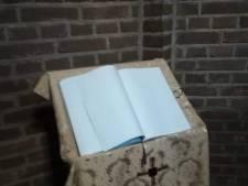 Wie zijn de jongens die brand hebben gesticht in de kapel van Zevenbergen?