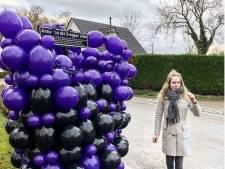 Anna van der Breggen onthult eigen allée op de Cauberg tussen andere wielergrootheden