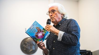 """Marc De Bel stelt nieuw jeugdboek over diabetes type 1 voor in UZ Gent: """"Misverstanden over ziekte uit wereld helpen"""""""