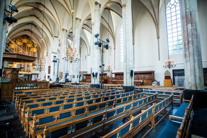 De Sint Joriskerk aan de Hof in Amersfoort.