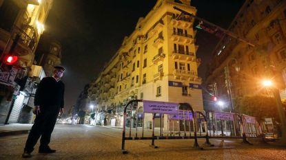 Agent en zeven 'terroristen' komen om bij schietpartij in Caïro