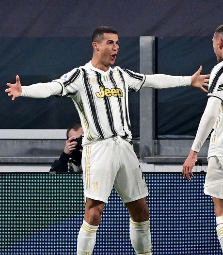 Cristiano Ronaldo goud waard voor Juventus bij rentree De Ligt