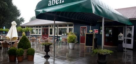 Restaurant Abel verwoest door felle brand