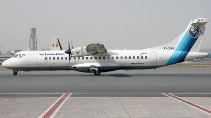 Vliegtuig met 66 mensen aan boord neergestort in Iran: alle inzittenden overleden